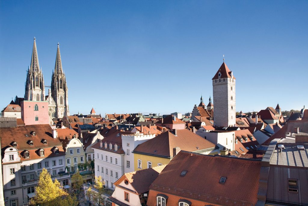 Antikmarkt Regensburg 2021